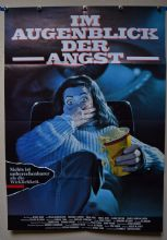 Anguish Horror Poster - German A1